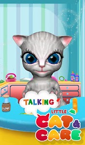 Talking Little Cat And Care v1.0.0