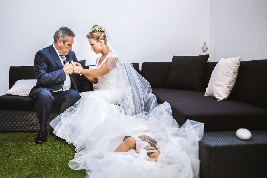 Wedding photographer Ernst Prieto (ernstprieto). Photo of 16.10.2017