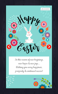 Happy Easter Greeting Cards - náhled