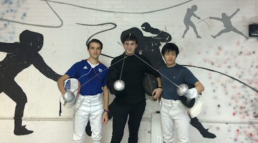 Meet the Coney Island-Trained French Fencing Olympian Romain Cannone