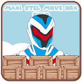 Maxi Stel Move Box Field