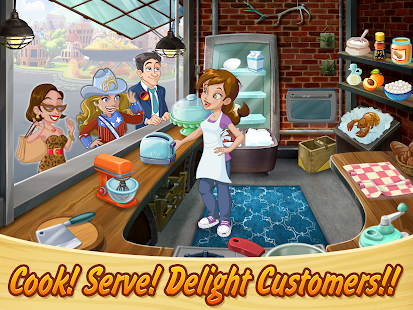 Kitchen Scramble: Cooking Game- screenshot thumbnail