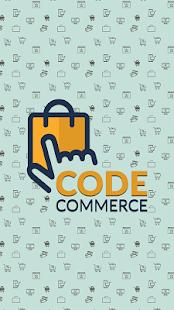 CodeCommerce - náhled