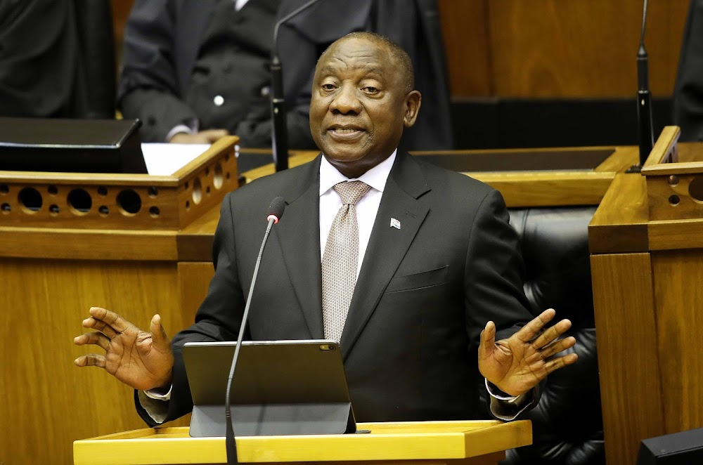 Ramaphosa's Sona reply in quotes - 'to deny that apartheid was a crime is treasonous' - TimesLIVE