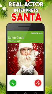 Video Call from Santa - call and chat - náhled