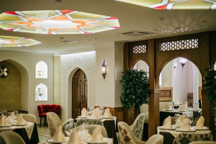 Фото №10 зала Мархаба