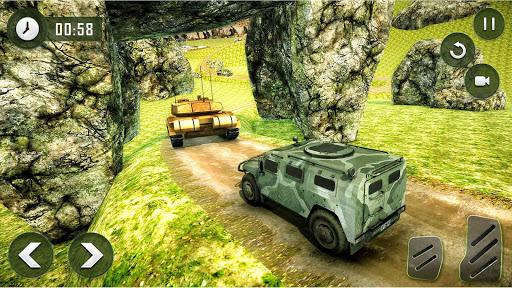 US Army Transporter Submarine Driving Games for PC