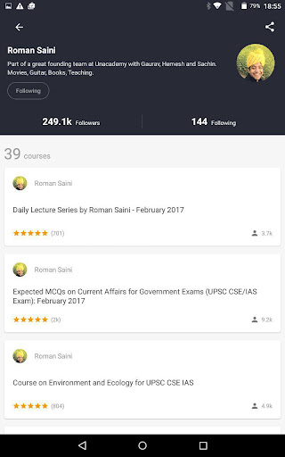 Unacademy Learning App - Apps on Google Play