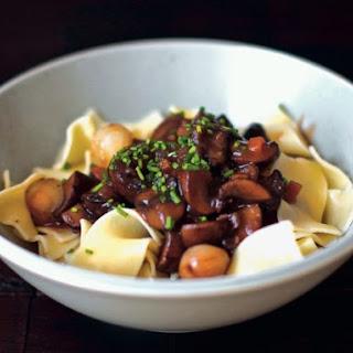 'Smitten Kitchen's Mushroom Bourguignon.