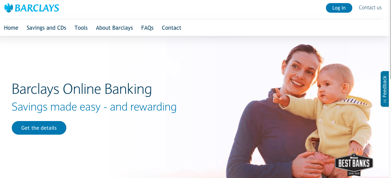 Barclays US Online Savings