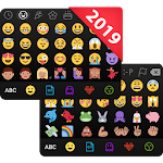 ❤️Emoji keyboard - Cute Emoticons, GIF, Stickers 3.4.842