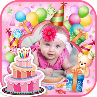 Happy Birthday Cake Photo Frame Editor Apps On Google Play