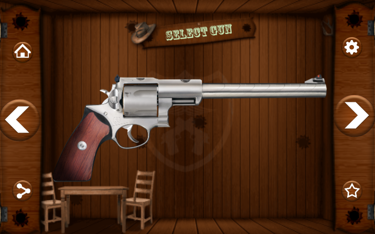 eWeapons™ Revolver Guns Sim- screenshot