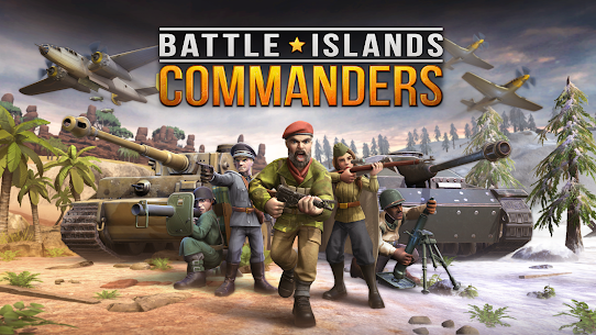 Battle Islands: Commanders Mod 1.6.1 Apk [Unlimited Money] 1