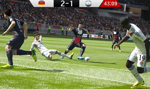 Football Soccer League  screenshots 5