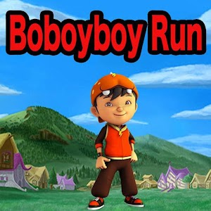 Boboyboy Super Fast Run for PC and MAC