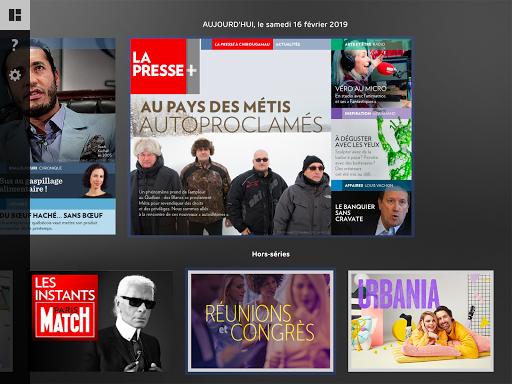La Presse+ 2.10.1 screenshots 1