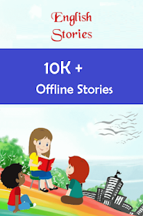 1000 English Stories (Offline) 1