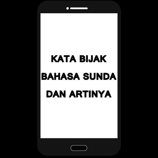 Kata Bijak Bahasa Sunda التطبيقات على Google Play