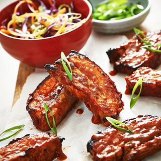 Pork Spare Rib Glaze Recipes