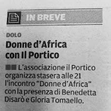 Photo: la Nuova di Venezia e Mestre (23.01.2015)