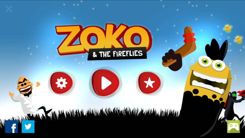 Zoko & the Fireflies- screenshot