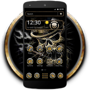 App Hell Cool Black Cranial Skull APK for Windows Phone