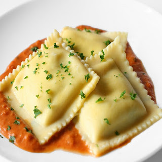 Jumbo Cheese Ravioli Recipe