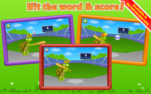 Learn to Read with Tommy Turtle screenshots 11