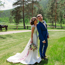 Wedding photographer Alena Babushkina (bamphoto). Photo of 08.06.2017