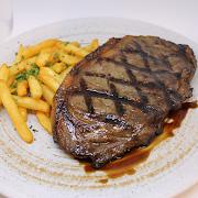 12 Oz Striploin Steak