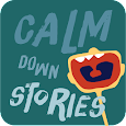 Calm Down Stories - Funtastic audio stories 4 kids icon