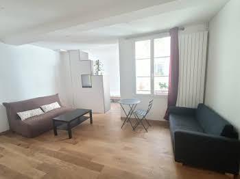 Appartement meublé 2 pièces 28,94 m2