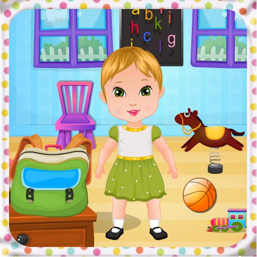 キッズゲーム幼稚園 休閒 App LOGO-APP試玩