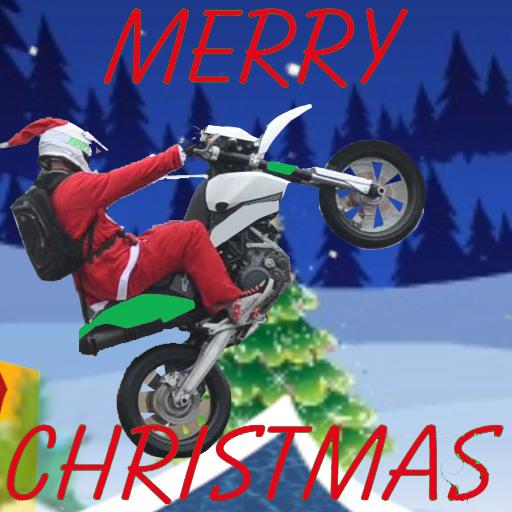 Baixar Crazy Santa Bike Christmas Gift – Xmas Presents