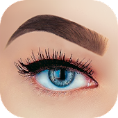 Eyebrow Shaping Photo Editor