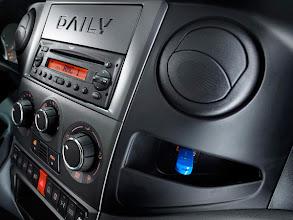 Photo: Iveco new Daily 2012 Cabin / Nueva Iveco Daily 2012 Interior Cabina