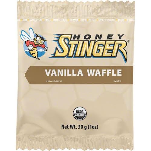 Honey Stinger Organic Stinger Vanilla Waffle Box/16