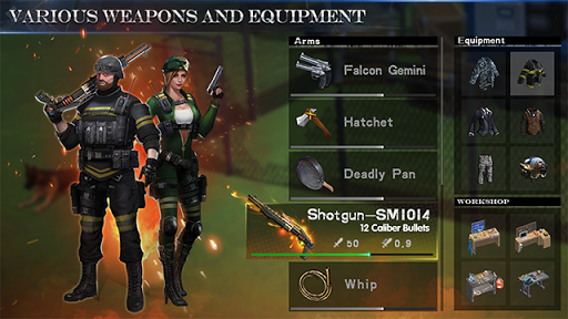 WarZ: Law of Survival 1.9.3 screenshots 3