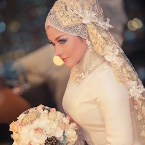 BEAUTYFULL BRIDE by Norman Fotograf - Wedding Bride ( flowers brides beauty henna women )