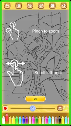 Ninja Hero Turtle Coloring Book apkmind screenshots 14