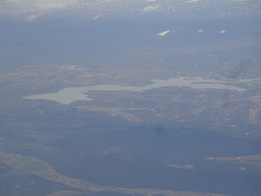 Photo: Starvation Lake. Could've picked a better name.