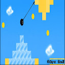 Rope swing Ball APK