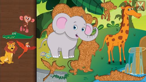 Animal Jigsaw Puzzle Toddlers 3.5 screenshots 20
