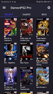 PS2 Emulator - DamonPS2 - PS2 PSP PS2 PPSSPP PS2 1 3 3 APK for Android