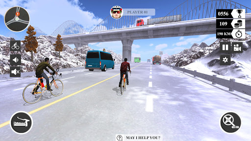 Bicycle Racing & Quad Stunts 1.3 screenshots 14