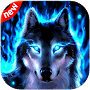 Best Cool Wolf Wallpapers APK icon