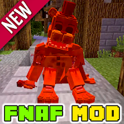 App FNAF Addons for MCPE APK for Windows Phone