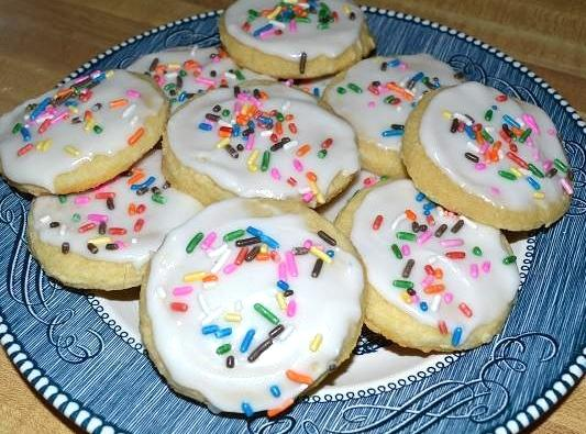 Granny's Sugar Cookies Recipe