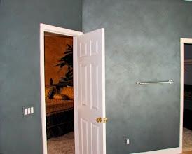 Photo: Specialized Designs / Wieber Art Venetian Plaster ~ John's Island, FL